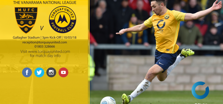 PREVIEW | United Travel To Maidstone In The 1st Of 3 Away