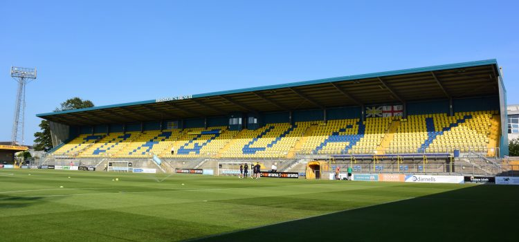 Torquay United Main Stand