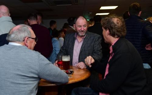 Torquay United Player evening, Torquay, UK - 27 Feb 2020